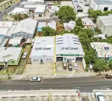 8 & 10 Hill Street, Toowoomba City, Qld 4350