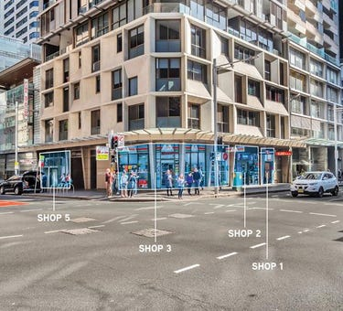 Shops 1, 2, 3 & 5/209 Castlereagh Street, Sydney, NSW 2000