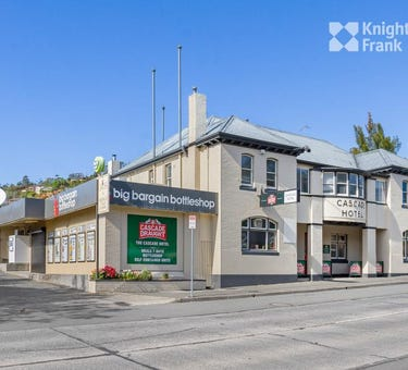 Cascade Hotel, Site, 22 Cascade Road, South Hobart, Tas 7004