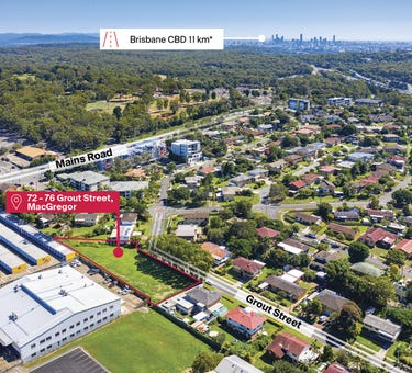 72 - 76 Grout Street, MacGregor, Qld 4109