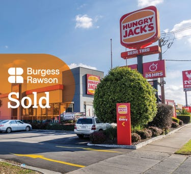 Hungry Jack's, 1443 Hume Highway, Campbellfield, Vic 3061