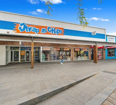 Cheap as Chips, 58-66 Nicholson Street (& Riverine Street), Bairnsdale, Vic 3875