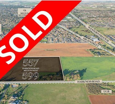 557-599 Harkness Road, Melton West, Vic 3337