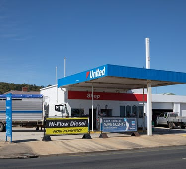 United Petroleum, 33 Main Road, Wivenhoe, Tas 7320