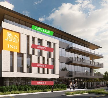 ING Building - Office Tower, 4 Dulmison Avenue, Wyong, NSW 2259