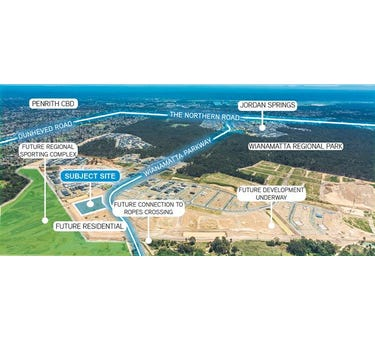 Lot 11 Wianamatta Parkway, Jordan Springs, NSW 2747