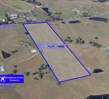 735 Luddenham Road, Luddenham, NSW 2745