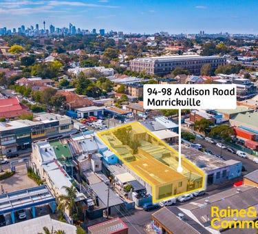 94-98 Addison Road, Marrickville, NSW 2204