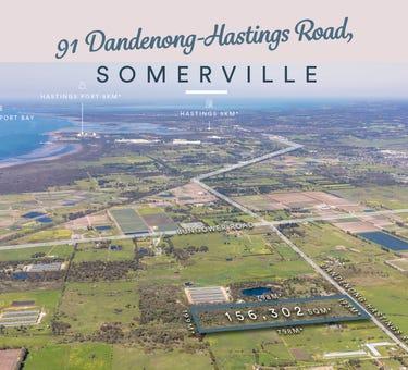 91 Dandenong-Hastings Road, Somerville, Vic 3912