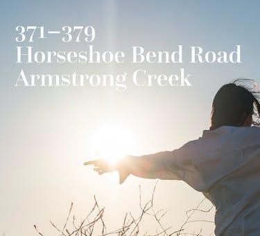 371-379 Horseshoe Bend Road, Armstrong Creek, Vic 3217