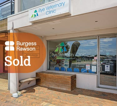 Rye Veterinary Clinic, 2261 Point Nepean Road (Nepean Highway), Rye, Vic 3941