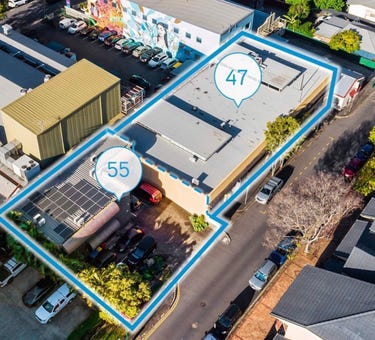 47 & 55 Anderson Street, Fortitude Valley, Qld 4006