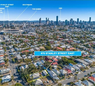 HOME/BUSINESS OPPORTUNITY, 970 Stanley Street East, East Brisbane, Qld 4169