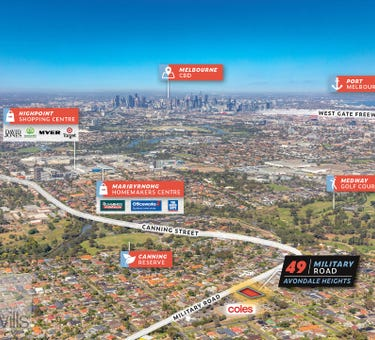 49 Military Road, Avondale Heights, Vic 3034