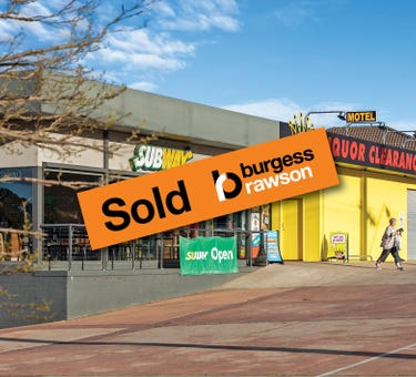 Subway & Liquor Clearance Centre, 10 Ingor Street, Ararat, Vic 3377