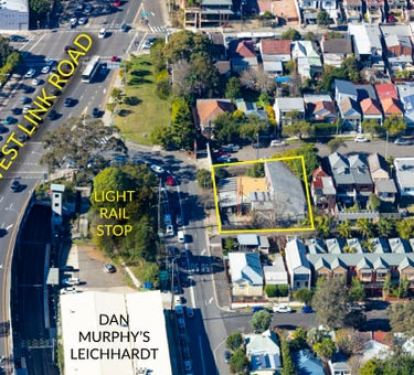 Whole Building, 124 James Street, Leichhardt, NSW 2040