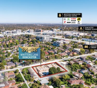 84-88 Whittens Lane, Doncaster, Vic 3108