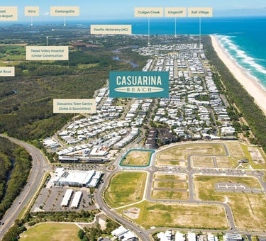 Proposed Lot 59 Corner Casuarina Way & Grand Parade, Casuarina, NSW 2487