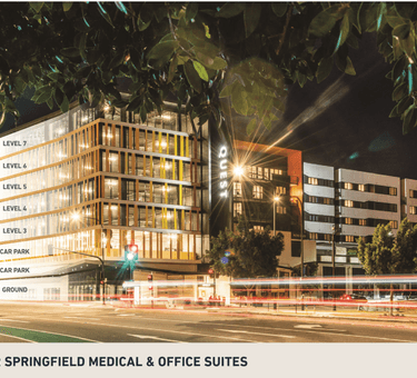 Springfield Specialist Suites, 2 Wellness Way,, Springfield, Qld 4300