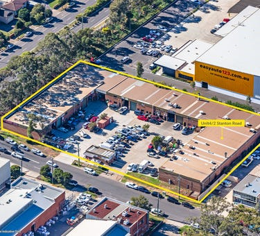 Unit 4/ 2 Stanton Road, Seven Hills, NSW 2147