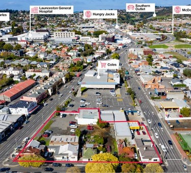 104-114 Wellington, Launceston, Tas 7250