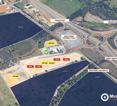Muchea Industrial Park, 809 Great Northern Highway, Muchea, WA 6501