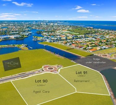90 & 91 Spitfire Banks Drive, Pelican Waters, Qld 4551