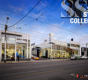 The Swan Street Collection, 362 - 368, 382 - 386 & 388 - 390 Swan Street, Richmond, Vic 3121