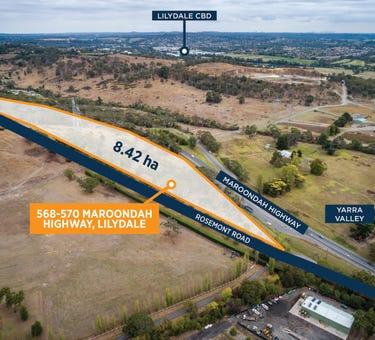 568-570 Maroondah Highway, Lilydale, Vic 3140