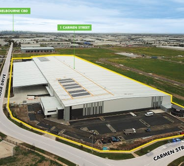 KeyWest Distribution Centre, 1 Carmen Street, Truganina, Vic 3029
