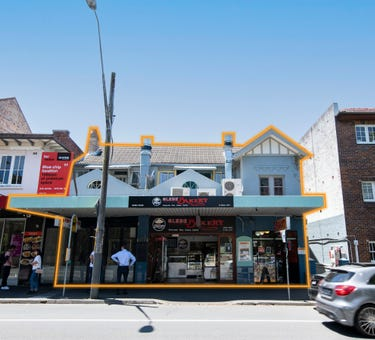 315-317 Glebe Point Road, Glebe, NSW 2037