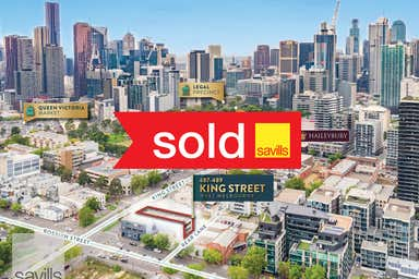 487-489 King Street West Melbourne VIC 3003 - Image 4