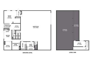 191 Station Street Corio VIC 3214 - Floor Plan 1