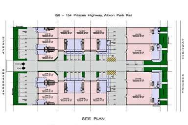12&13 /150-154 Princes Highway Albion Park Rail NSW 2527 - Floor Plan 1