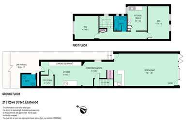 215 Rowe Street Eastwood NSW 2122 - Floor Plan 1