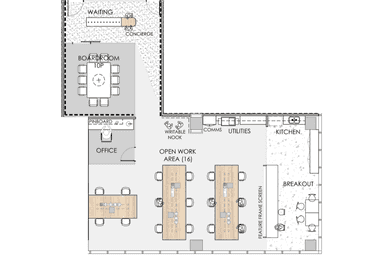 200 Mary Street Brisbane City QLD 4000 - Floor Plan 1
