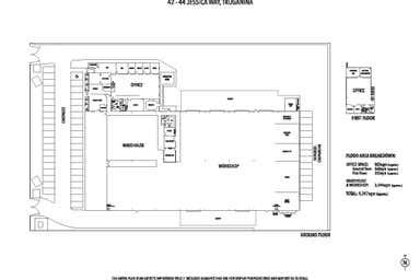 42-44 Jessica Way Truganina VIC 3029 - Floor Plan 1