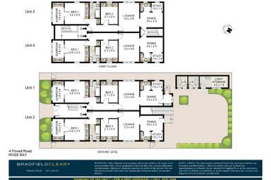 4 Powell Road Rose Bay NSW 2029 - Floor Plan 1