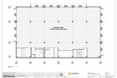 195 North Terrace Adelaide SA 5000 - Floor Plan 1