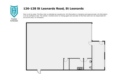 126-128 Saint Leonards Road St Leonards TAS 7250 - Floor Plan 1