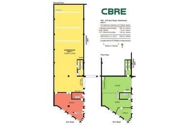 Unit 4, 474 Port Road West Hindmarsh SA 5007 - Floor Plan 1