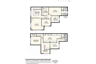 2 Link Drive Yatala QLD 4207 - Floor Plan 1