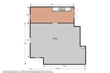 4 & 5/6 Swanbourne Way Noosaville QLD 4566 - Floor Plan 1