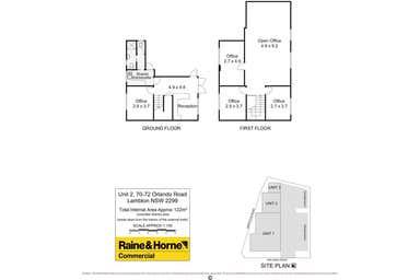 Unit 2/70-72 Orlando Road Lambton NSW 2299 - Floor Plan 1