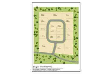 Lot 24 Douglas Road Moss Vale NSW 2577 - Floor Plan 1
