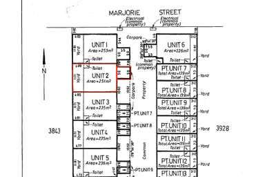 2/35 Marjorie Street Pinelands NT 0829 - Floor Plan 1
