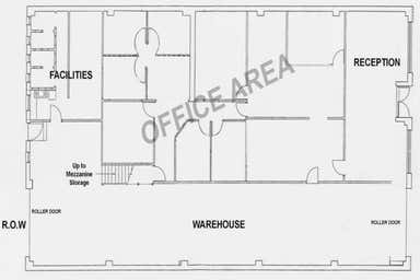 142-146 Roden Street West Melbourne VIC 3003 - Floor Plan 1