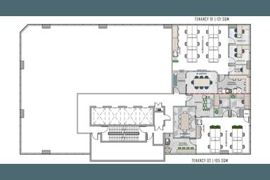 100 Edward Brisbane City QLD 4000 - Floor Plan 1