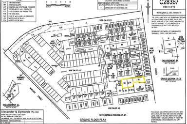 33-35/33 Warwick Street Walkerville SA 5081 - Floor Plan 1