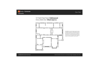 121 North East Road Collinswood SA 5081 - Floor Plan 1